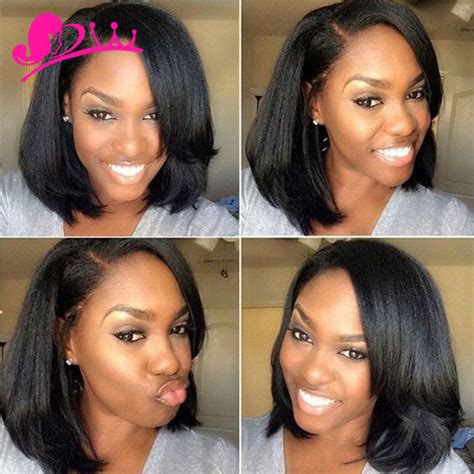 pictures of peruvian hairstyles bob kinky straight hair styles peruvian virgin hair short