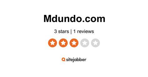 mdundocom reviews  review  mdundocom sitejabber