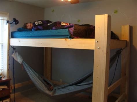 Diy Size Loft Bed by Size Bed Loft All