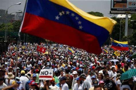 imagenes protestas en venezuela convocan protesta mundial el 15a para exigir cese de