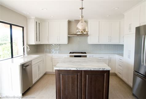 Lowe Kitchen Cabinets by Kitchen Remodel Using Lowes Cabinets Cre8tive Designs Inc