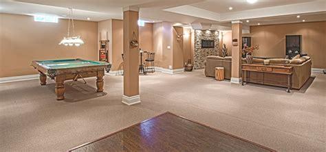 basement renovations toronto finishing a basement in