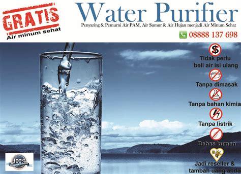 Air Purifier Kecil water purifier small pemurni air pam hujan sumur