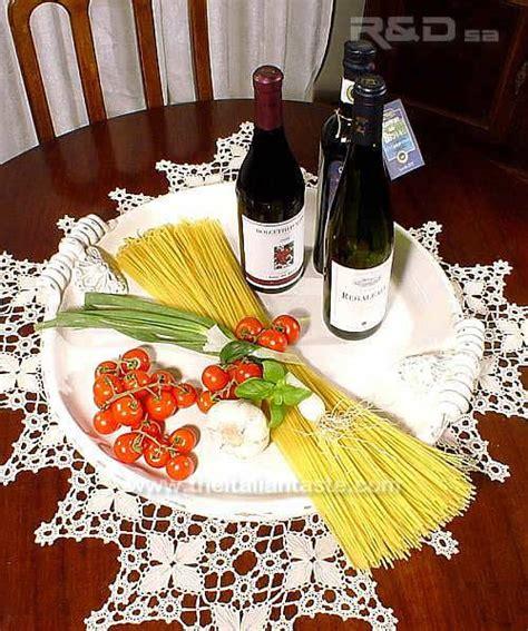 italian centerpiece ideas food arrangement ideas