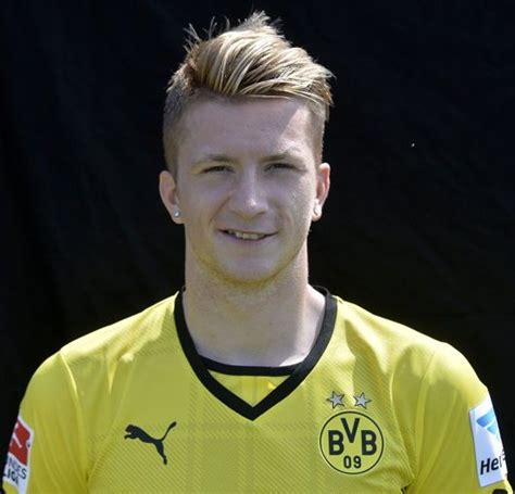 reus haircut 23 marco reus hairstyle pictures and tutorial