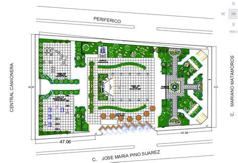 planos jardines planos de parques y jardines descarga gratis de planos