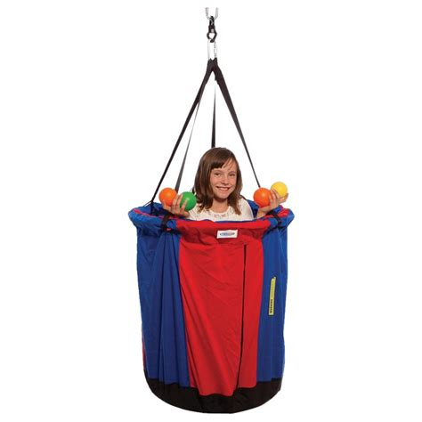 flaghouse circus swing therapy swings