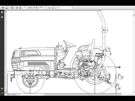 kubota bx2200 parts diagram kubota l3130 tractor parts manuals 580pg for l 3130 dt