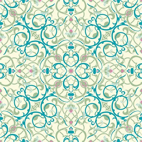 tile by design middle eastern inspired seamless tile design mixed media