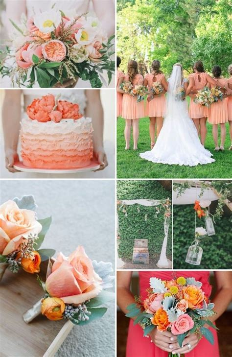 orange wedding colors best 25 orange wedding colors ideas on orange