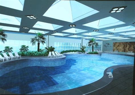 awesome indoor pools the four most amazing swimming pools in the world