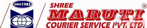 maruti courier tracking number shree maruti courier service bandra west mumbai shree