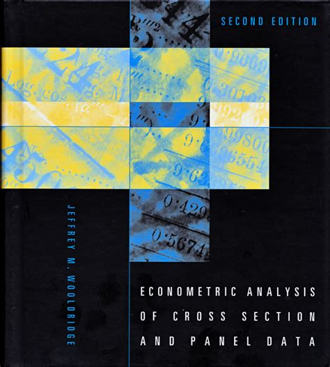 Econometrics Of Panel Data stata bookstore econometric analysis of cross section and