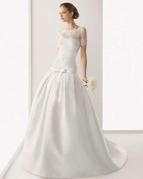 Brautkleider Kurz Mit ärmel by Hochzeitskleider Mit 228 Rmel