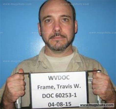 Upshur County Arrest Records Travis W Frame Mugshot Travis W Frame Arrest Upshur County Wv
