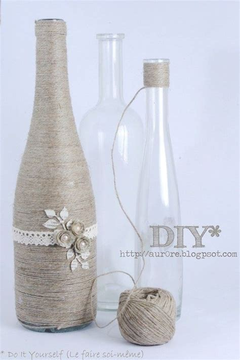 40 diy wine bottle projects and ideas you should definitely try