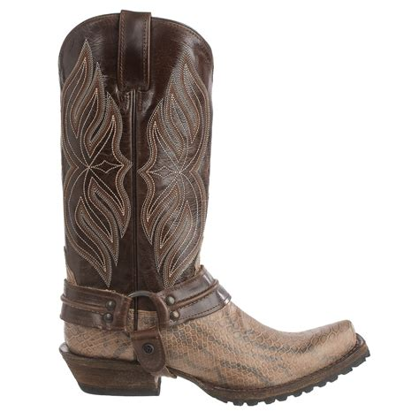 cowboy boots for roper bandit toe harness cowboy boots for save 39