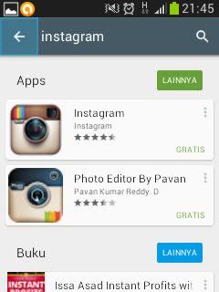 membuat instagram baru di blackberry cara membuat akun instagram di hp android daftar