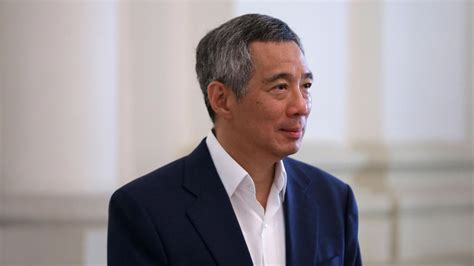 loong xiuqi lee hsien loong singapore pm taken ill during live televised speech
