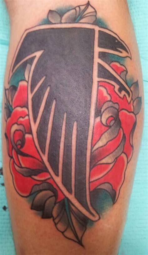 atlanta tattoo 1000 images about atlanta falcons on football