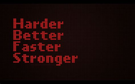 harder better faster stronger lyrics so this is where the heretics reside page 2495