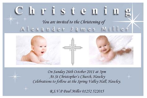 invitation card for baptism of baby boy template baptism invitation template baptism invitation blank