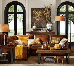 autumn decorating inspiration from pottery barn nancyc fall inspiration and decor on pinterest fall table