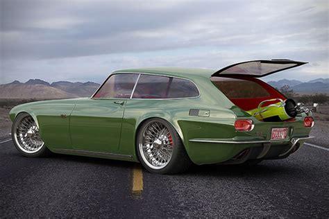 Volvo P18000 Volvo P1800 Zes Concept Hiconsumption