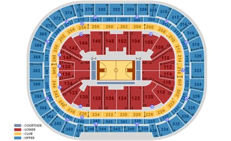 pepsi center seating view pepsi center hockey seating chart images