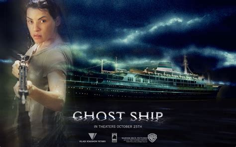 ghost boat movie ghost ship horror movies wallpaper 7056374 fanpop