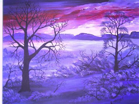 monochromatic painting exles