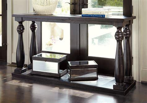 overstock sofa table mallacar black sofa table overstock warehouse