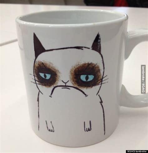 Grumpy Cat Mug Features Irritable Likeness Of Tardar Sauce (PHOTO)   HuffPost