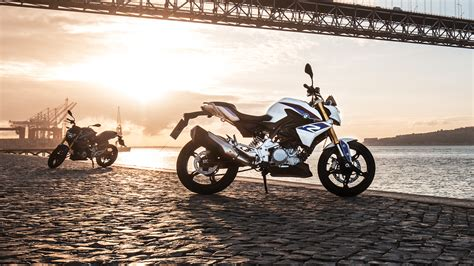 Bmw Motorrad Official Website by Bmw Released A New Promotional Of G 310 R
