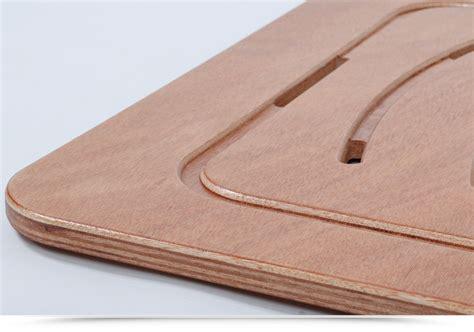 pedana per doccia pedana doccia in legno marino okum 232 78x52 design slim per