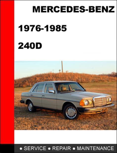 car repair manuals download 1985 mercedes benz s class parental controls mercedes benz 240d 1976 1985 factory service repair manual download workshop service repair manual