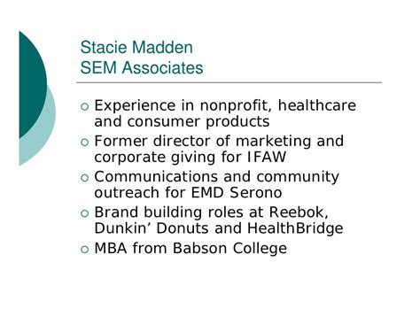 Babson Mba Healthcare by Afp Cause Marketing And Branding Rev 11 9 09