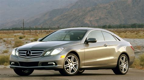 Used Mercedes E350 Coupe by Review 2010 Mercedes E350 Coupe Is A Worthy