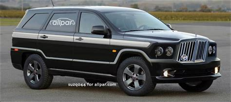 Jeep Wagoneer 2014 Jeep Decision Coming Soon The Pub Comanche Club