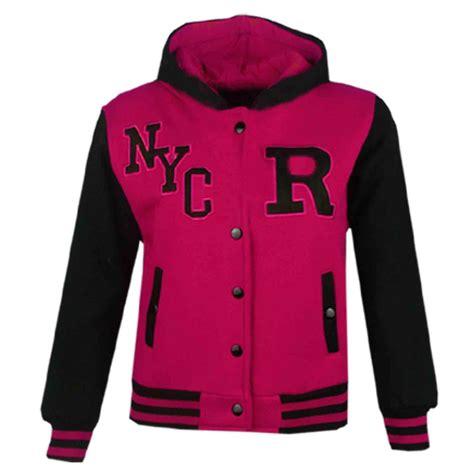 Hoodiejaket Sweater Fox new boys nyc fox baseball r fashion stylish hooded jacket hoodie 2 13 ebay