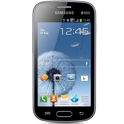 Samsung Second samsung galaxy s duos minalesh net second