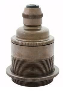 e27 l holder es e27 brass bronze l bulb holder ideal for vintage