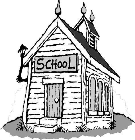 free coloring pages of school houses the old school house coloring pages free printable