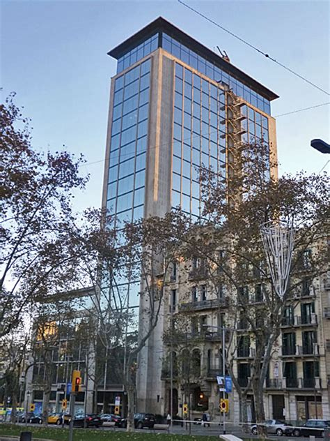 deutche bank spain deutsche bank building barcelona spain