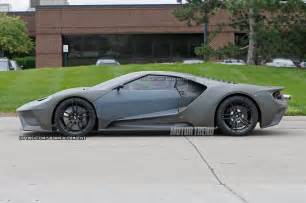 2017 ford gt spied side 04 photo 12
