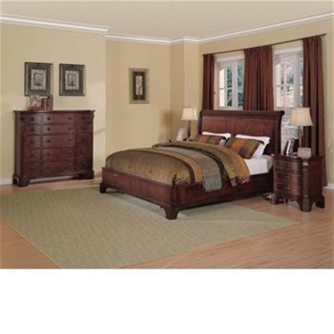 costco wilshire 4 pc bedroom set for the home