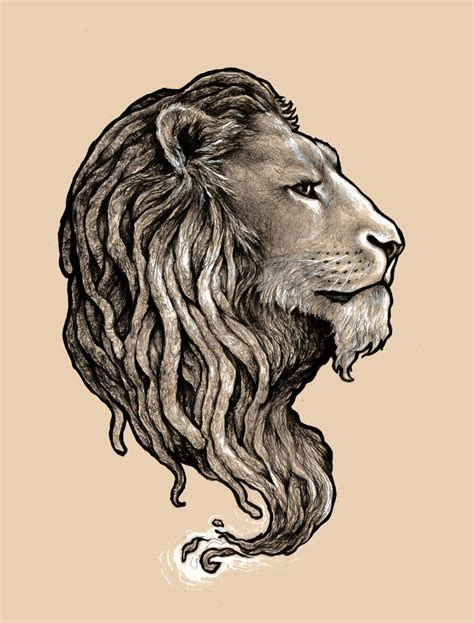 lion with dreads tattoo rasta rasta designs rasta tiger