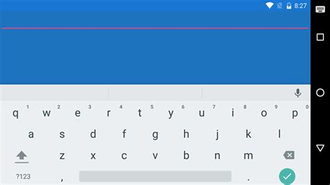 xamarin android layout landscape accommodating the on screen keyboard in xamarin forms