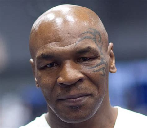 mike tyson face tattoo 11 shocking tattoos andrea catton laser