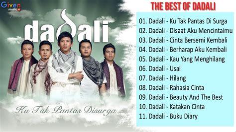 download mp3 lagu dadali full album dadali album lagu indonesia terpopuler saat ini youtube